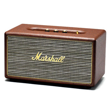 Marshall: Stanmore Active Speaker w/ Bluetooth - Brown