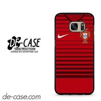 Portugal Soccer Jersey DEAL-8875 Samsung Phonecase Cover For Samsung Galaxy S7 / S7 Ed