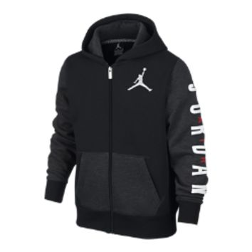 Jordan AJ Retro Type Full-Zip Boys'