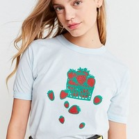Project Social T Strawberry Tee | Urban Outfitters