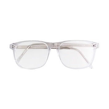 Selima Optique For J.Crew Crystal-Clear Glasses