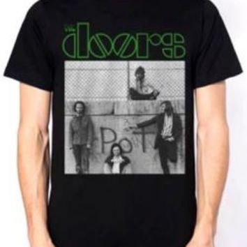 The Doors T-Shirt - Pot