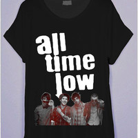 All Time Low Black T-Shirt