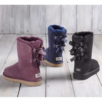 UGG® Australia Women's Bailey Bow Boot - Plow & Hearth