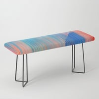 Hot n' Cold Bench by duckyb