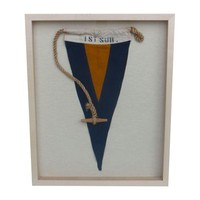 Pre-owned 1st Substitute International Signal Flag