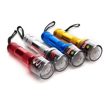 Electric Grinder Flashlight