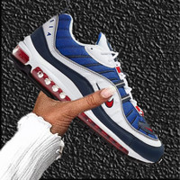 Nike Air Max OG 98 GunDam Popular Men Retro Color Matching Sport Running Shoe Sneakers