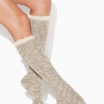 Lacy Days Boot Socks | Legwear - Fashion Accessories | charming charlie