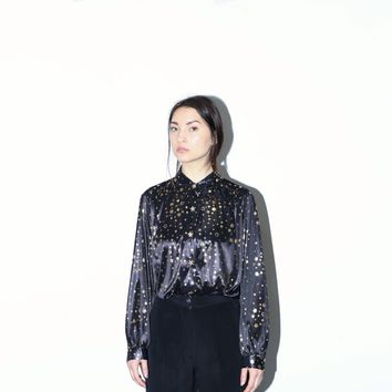 Gold Star Oracle Blouse / S M L