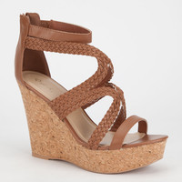 QUPID Clemence Womens | Heels & Wedges