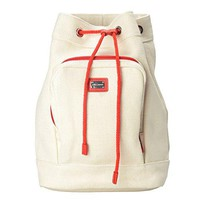 Dolce & Gabbana Multi-Color Women's Drawstring Backpack Bag