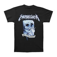 Metallica Men's  Summer Soiree 08 T-shirt Black