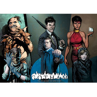 Gotham TV Show Rogues Gallery MightyPrint
