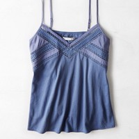 AEO Women's V-neck Swing Cami