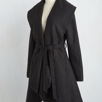 Pleased to Treat You Coat | Mod Retro Vintage Coats | ModCloth.com