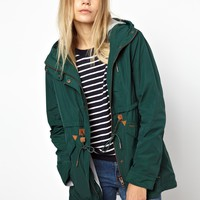 Parka London Frankie Parka with Hood
