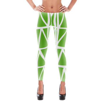 Bamboo - Leggings  | The Inked Elephant