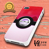 Pokemon Pokeball for iphone, ipod, samsung galaxy, HTC and Nexus PHONE CASE