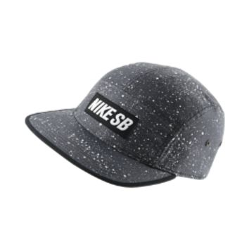 Nike SB Speckle 5-Panel Adjustable Hat - Black