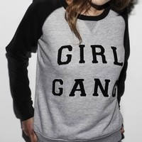 Girl Gang loose fit sweater | women | Zoe Karssen