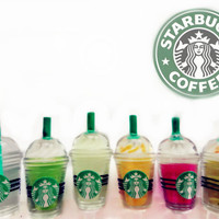 SALE 80-20%OFF: Cute Starbuck - IPhone & earphone dust plug - 8 Colors Available Cellphone Accessories