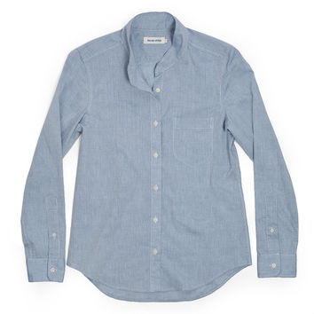 The Caroline - Light Blue Summer Chambray