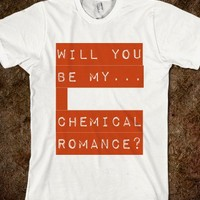 Will you be My Chemical Romance? - Honey-Marie's