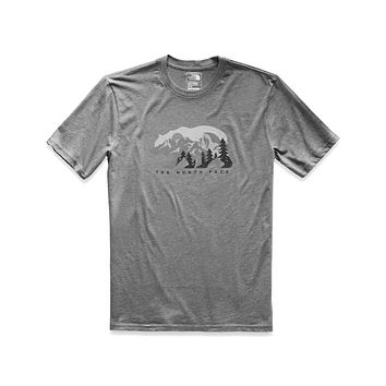 Men's Short Sleeve Bearitage Rights Tee by The North Face