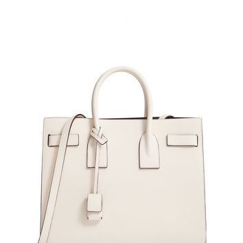 Saint Laurent Small Sac de Jour Calfskin Leather Tote | Nordstrom