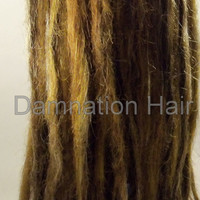 30 Synthetic Dreads Hair Extensions Natural Style Dreadlocks Falls