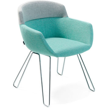 mood wire frame chair