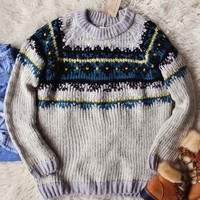Isle of Skye Sweater