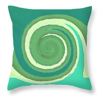 Moment of Decision decorative throw pillow - spring decor home accents, scatter cushion square or lumbar, pillow covers, cushion covers