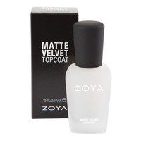 Zoya MatteVelvet Top Coat