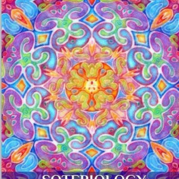 Soteriology Coloring Book: Christian Spiritual Coloring Book, Mandala Patterns Coloring Book for Adults (Soteriology Coloring Books)