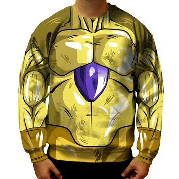 Golden Frieza Sweatshirt