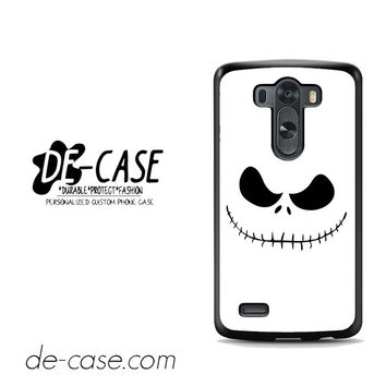 The Nightmare Before Christmas Face For LG G3 Case Phone Case Gift Present YO