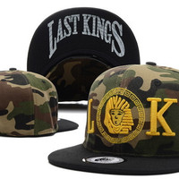 Perfect Last Kings Women Men Embroidery Hip Hop Sports Baseball Cap Hat
