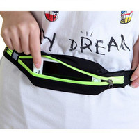 Fashion Breathable Sport Fanny Pack Waist Belt Bag