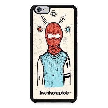 Twenty One Pilots Poster Art iPhone 6/6s Case