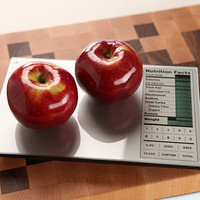 ThinkGeek :: Perfect Portions Nutrition Scale