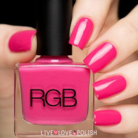 RGB Pink Nail Polish (Core Collection)