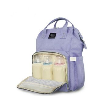 LAND Mommy Diaper Bag Large Capacity Baby Nappy