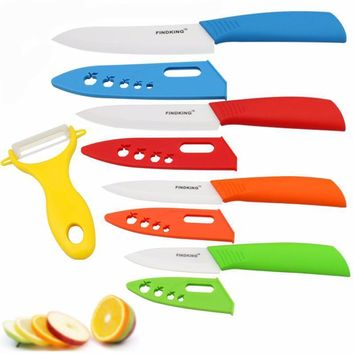 Zirconia Kitchen Knife Set