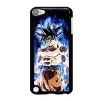 NEW GOKU INSTINCT ULTRA DRAGON BALL iPod Touch 5 Case Cover