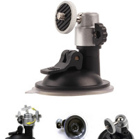 New Car Camera Dashboard Suction Cup Mount Tripod Holder adapter for gopro hot selling