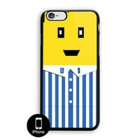 B1B2 Movie Cartoon Best Friend Bananas Yellow 1 iPhone 5/5S case