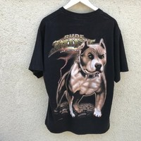 1990's Vintage Rude Dogs T-Shirt