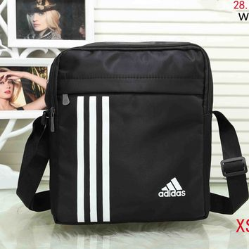 ADIDAS 2018 new men and women with stylish backpack F-XS-PJ-BB white